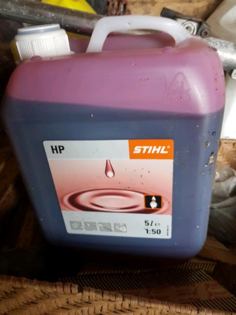 Stihl 2-stroke oil | in Penarth, Vale of Glamorgan | Gumtree