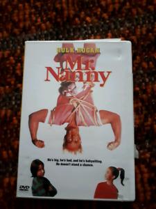Mr. Nanny Hulk Hogan dvd
