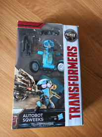 Transformers Autobot Sqweeks figure