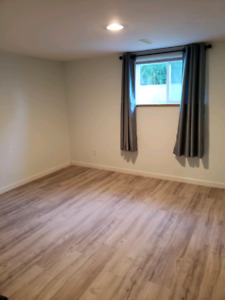 Large partially furnished 2 bedroom basement suite.