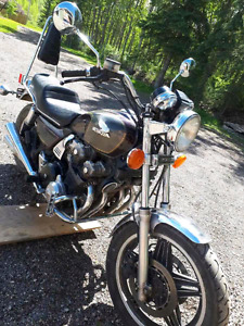 1982 Honda CB 900 in great shape