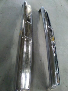 GMC 1972 TRUCK BUMPERS Front