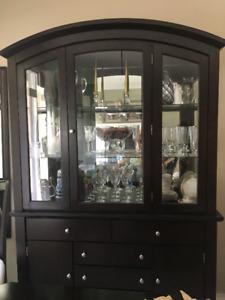 Formal Dining room 9 pc Set - $50 (Port Coquitlam)