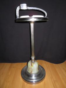 Vintage ashtray stand