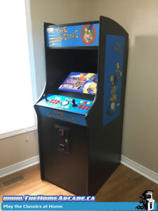The Home Arcade Full Size Cabinet with 9,880 games & Warranty