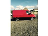 LOW MILES Mercedes sprinter
