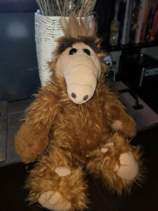 """18"""" Large**ALF** Alien Life Form PLUSH Doll Character"""