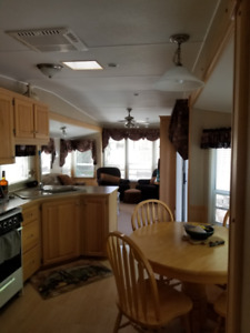 Trailer for rent in Wildwood by the River, Bayfield, ON