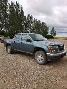 2007 GMC Canyon 4×4