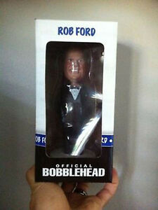ROB FORD BOBBLEHEAD TUXEDO BRAND NEW IN BOX NOT OPENED Cambridge Kitchener Area image 1