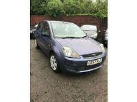 2007 Ford Fiesta 1.4 Style+1 owner+70k+march 2018 m.o.t