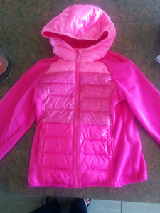 Athletic Works Sweater Jacket (small kids8-10)