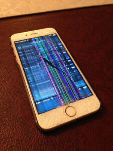 I PHONE 5,6,7,8 ** LCD  REPAIR ** ON SPOT  SPECIAL I PH 6 *$59*