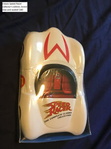 Speed Racer complete series collector's edition DVD set