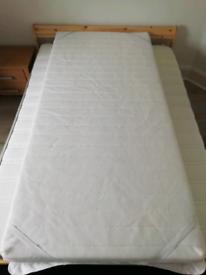 Ikea Malfors foam mattress 90x190