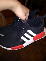BRED NMDS SIZE 9.5 NEED GONE ASAP