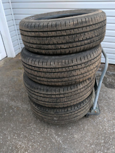 Bridgestone all season tires