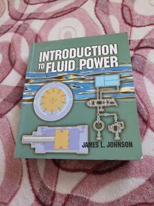 Introduction to fluid power book for sale