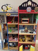 Play Firehouse Station