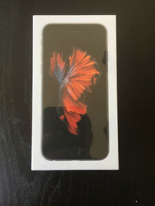 brand new Iphone 6s 64gb telus for trade