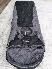 Extra warm sleeping bags