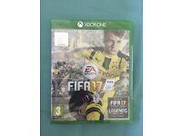 BRAND NEW - FIFA 17 XBOX ONE