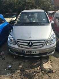 MERCEDES B180 CDI Breaking for parts