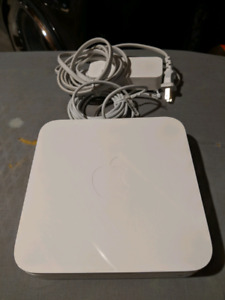 Apple AirPort Extreme Base Station Wireless Router
