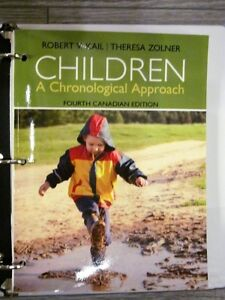 Children: A Chronological Approach, 4th Edition - ECE book