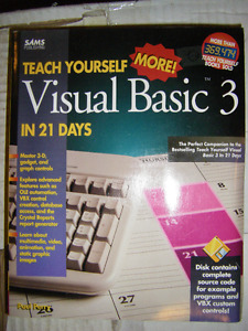 Teach Yourself Visual Basic 3