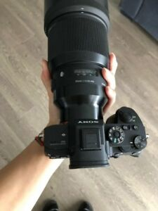 Sony A7r3 Got August 2018, 9.9  new machine in great condition