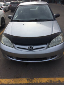 Honda civic 2004 manuel