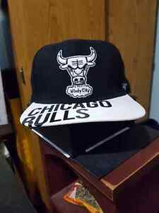 Bulls  strapback and Sox snapback