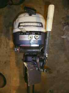 3 HP Evinrude Outboard