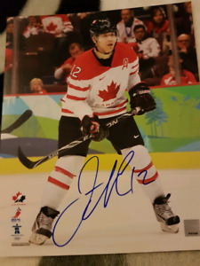 Jarome Iginla Autographed 8x10 Photo For Sale
