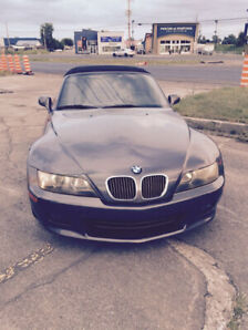 BMW Z3 2000 Roadster M Package