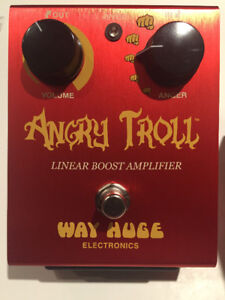 Boost Pedal-Way Huge Angry Troll