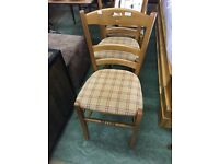 6 lovely heart decoration chairs NEED GONE TODAY!!