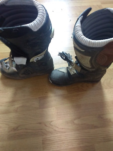 Thor Racing Boots