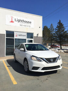 2016 Nissan Sentra SV Automatic Sedan w/ Low KM!