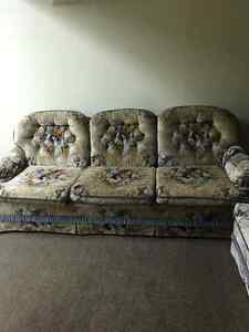Older Couch (Sofa) & Chair