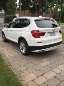 BMW X3 28i 2014 (27 700$ + taxes)