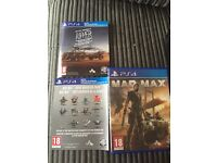 Mad Max On PS4!