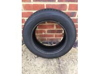 Part worn tyre 165/65R13 (ford ka)