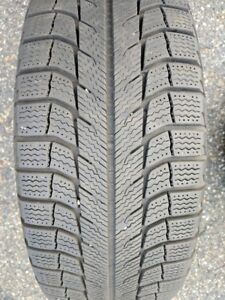 205/55/16 Michelin X-Ice  Winter Tires and Wheels. Next To New