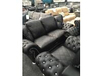 Pendragon leather sofa sets & versace sofas for sale