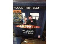 Doctor who complete series 1-4