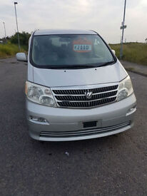 Toyota Alphard AX L Edition - SOLD but can supply similar to order