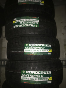 BRAND NEW WINTER 245/45/R18 MORE SIZES AVAILABLE