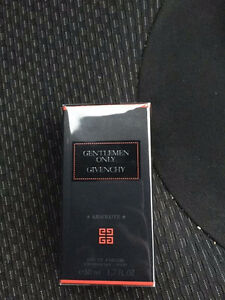 GIVENCHY .. gentleman absolute 50ml sealed